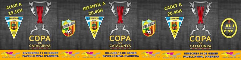 Club Esportiu Abrera Futsal - Partits de Copa de Catalunya.jpg